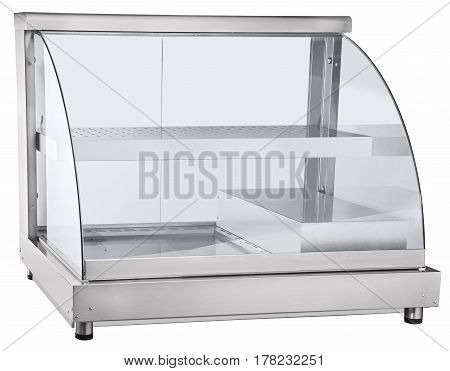Industrial refrigerator for cafes and restaurants detached