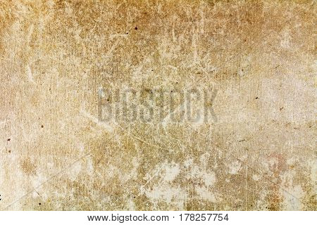 Vintage paper texture with fading and spots. Abstract background