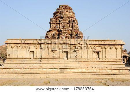 Vittala Temple At Hampi