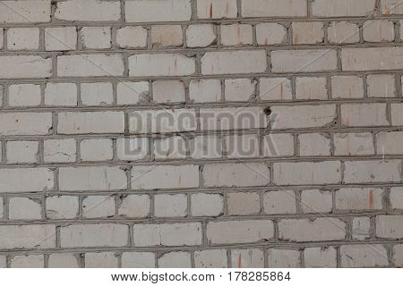 old white and gray brick wall 1