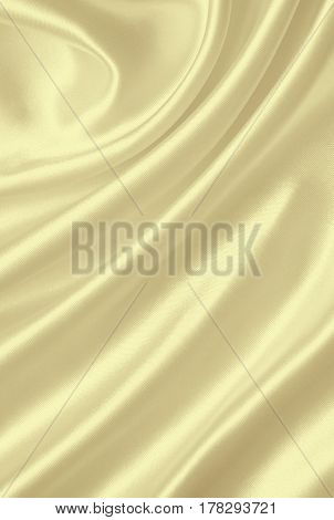 Smooth Elegant  Silk Or Satin Texture As Wedding Background. In Sepia Toned. Retro Style
