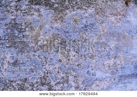 Blue Gray Grungy Background