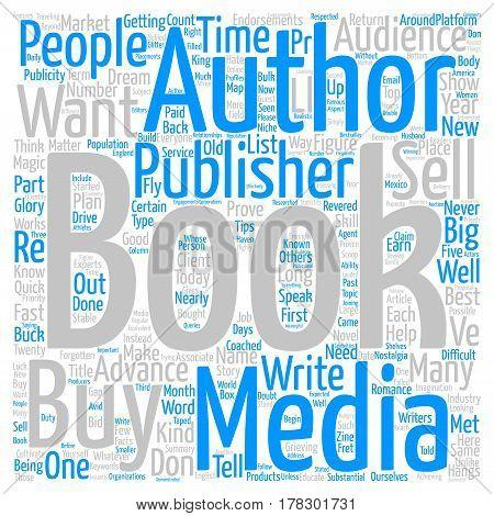 Get A Figure Book Advance Word Cloud Concept Text Background