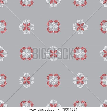 Ornament pattern. Vector geometric tracery seamless background. Abstract texture for wallpaper, wrapping, textile design, fabric
