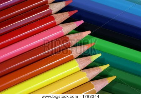 Pencil Stripes