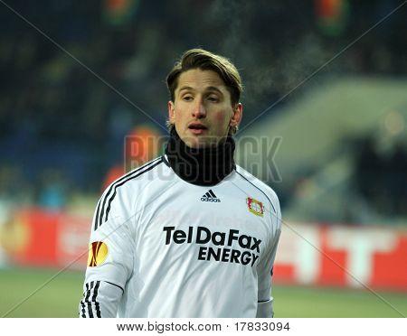Fc Metalist Kharkiv - Bayer 04 Leverkusen