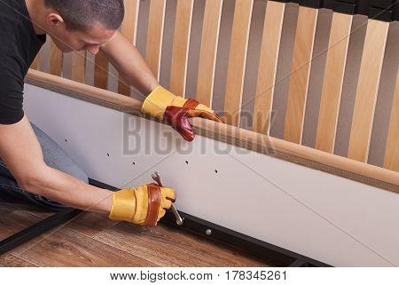 Assembling Bed Furniture