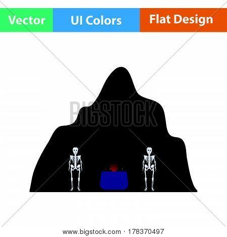 Scare Cave Icon