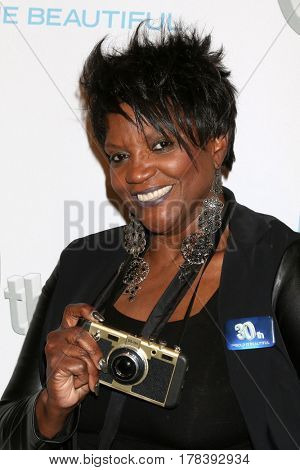 LOS ANGELES - MAR 23:  Anna Maria Horsford at the celebration of 30 Years of Bold and Beautiful and their 23 Emmy nominations at CBS TV City on March 23, 2017 in Los Angeles, CA