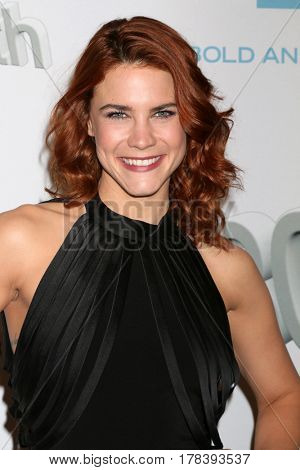 LOS ANGELES - MAR 23:  Courtney Hope at the On Set celebration of 30 Years of Bold and Beautiful and their 23 Daytime Emmy nominations at CBS Televsision City on March 23, 2017 in Los Angeles, CA