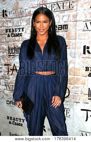 LOS ANGELES - MAR 16:  Cassie Ventura at the TAO, Beauty & Essex, Avenue and Luchini Grand Opening at the Selma Avennue on March 16, 2017 in Los Angeles, CA