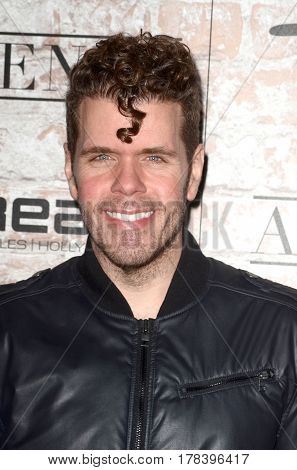 LOS ANGELES - MAR 16:  Perez Hilton at the TAO, Beauty & Essex, Avenue and Luchini Grand Opening at the Selma Avennue on March 16, 2017 in Los Angeles, CA