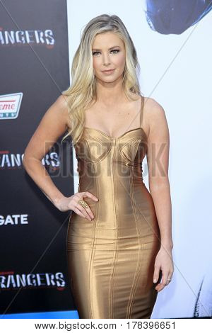 LOS ANGELES - MAR 22:  Ariana Madix at the Lionsgate's