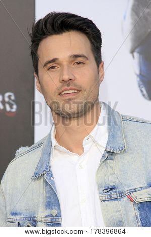 LOS ANGELES - MAR 22:  Brett Dalton at the Lionsgate's