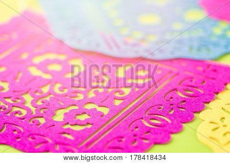 Picado Banner