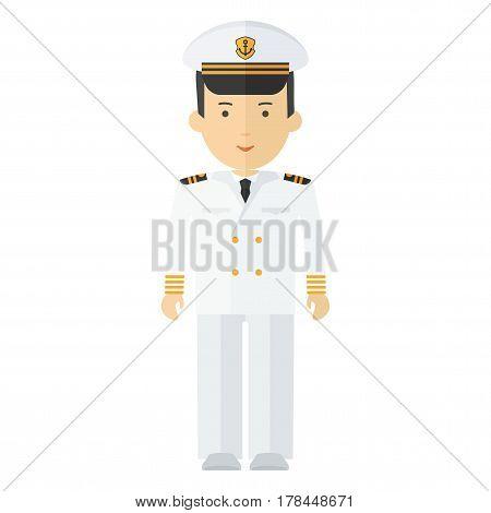 Profession Ship Captaine