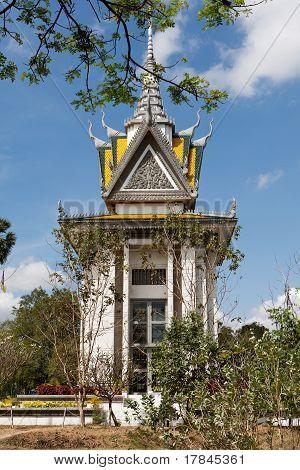Choeung Ek Memorial Cambodia