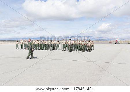 Los Angeles County Sheriffs Explorers