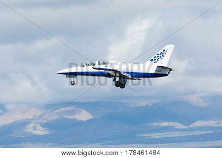 Paul Sticky Strickland Is Flying An A L-39 Albatros Jet