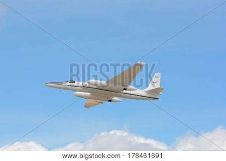 Nasa Lockheed Er-2