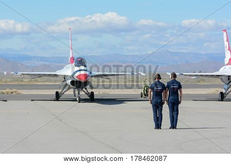 United States Air Force Thunderbirds