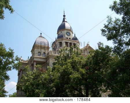 Historic Courthouse 1198