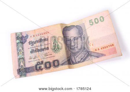 500 Thai Baht
