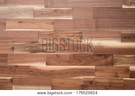 wood brown plank texture background, in the form of a parquet