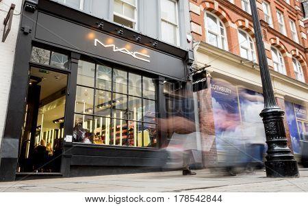 Mac Shop, Covent Garden, London