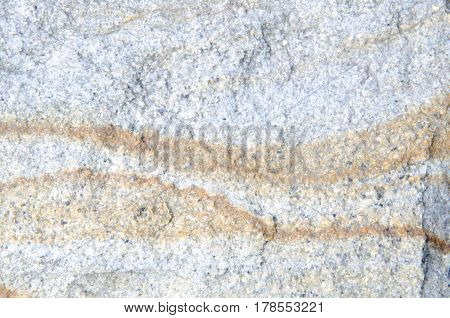 Stone texture of sandstone, consisting of two colors.