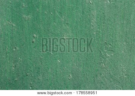 Green metal corroded texture background for designers