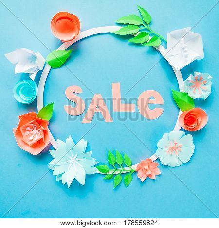 Spring Sale Banner, Sale Poster, Sale Flayer