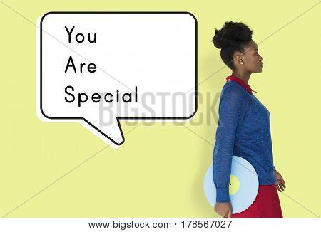 You Are Special Rare Unique Different