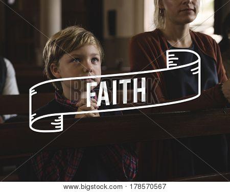 Trust in God Believe Faith Religion Church