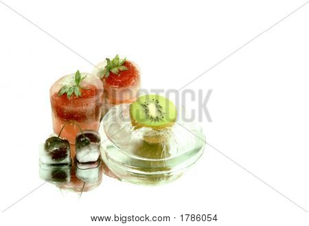 Ice Fruits Contest