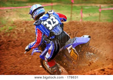 Dirtbike Action