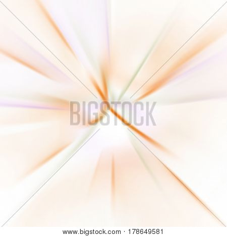 Abstract smooth background of lines and shapes