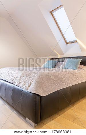 Big  Bed In The Bedroom