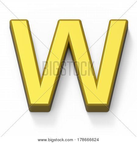 Matte Gold Font W