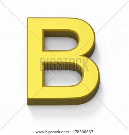 Matte Gold Font B