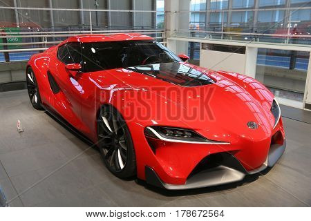Toyota Sports Car