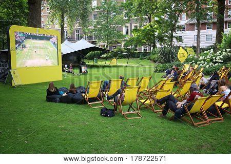 Wimbledon Broadcast