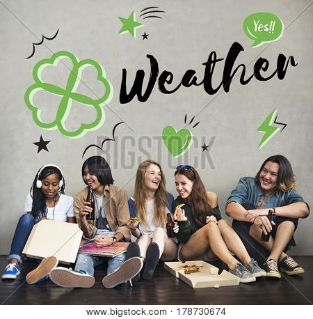 Weather Climate Break Spring Season