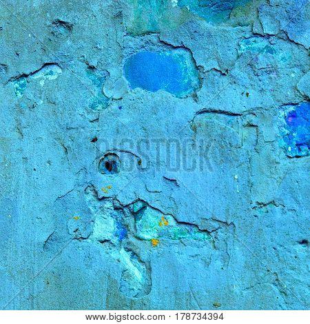 Plaster Grey Wall