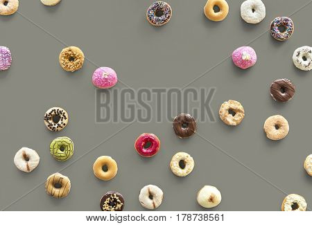 Donut Pastry Glazed Bakery Yummy Sugar