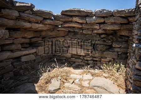 Dragon Houses, Evbia, Greece
