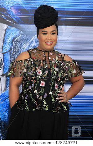 LOS ANGELES - MAR 22:  Patrick Starrr at the Lionsgate's