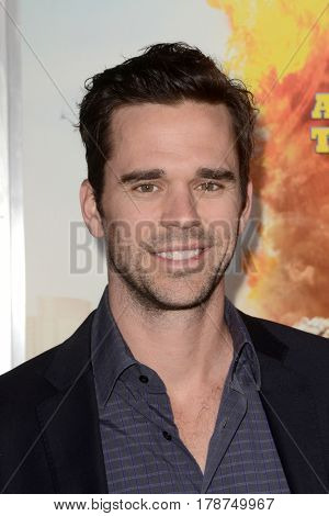 LOS ANGELES - MAR 20:  David Walton at the