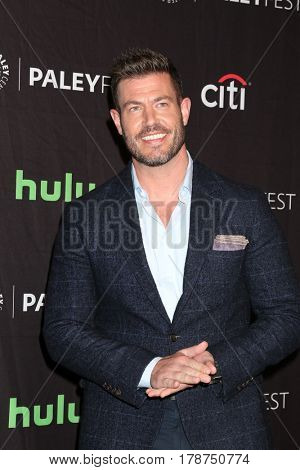 LOS ANGELES - MAR 26:  Jesse Palmer at the 34th Annual PaleyFest Los Angeles -