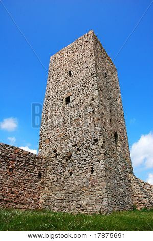 Stone tower defense